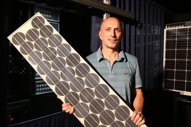 первая солнечная электростанция в Европе_1