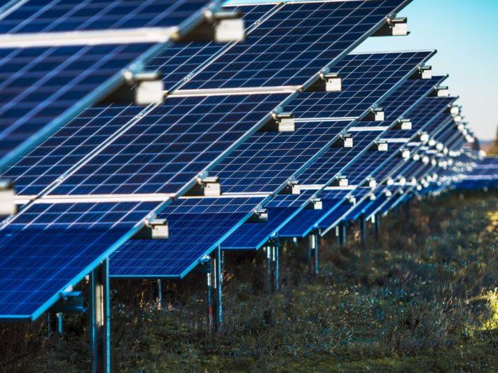 солнечные электростанции в баварской Швабии