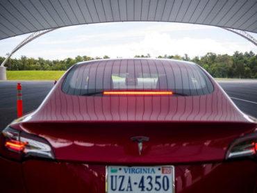 Электромобили в США