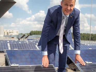 Литва_солнечая энергетика