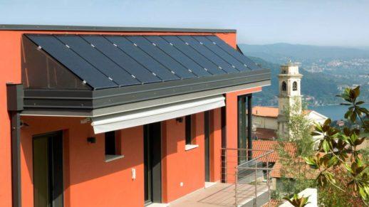 Италия_ финансирование солнечных электростанций