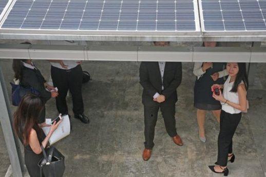 Тайвань_солнечные электростанции