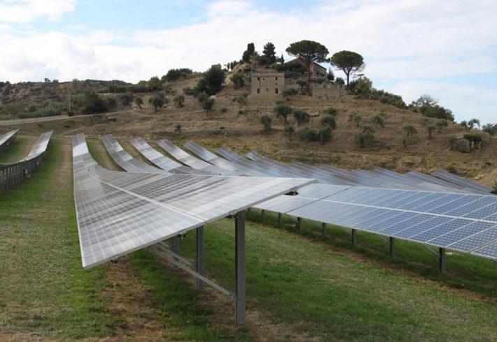 солнечные электростанции в Италии