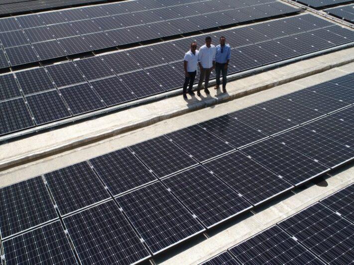 Греция_солнечные электростанции