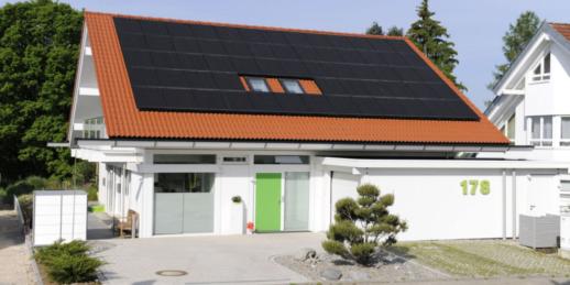 солнечные электростании для частных домохозяйств