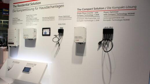 Die Power Optimizer sind die Basis der Produktpalette von Solaredge.