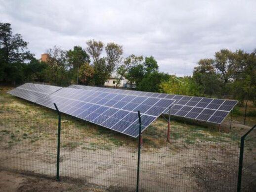 солнечные электростанции для школы