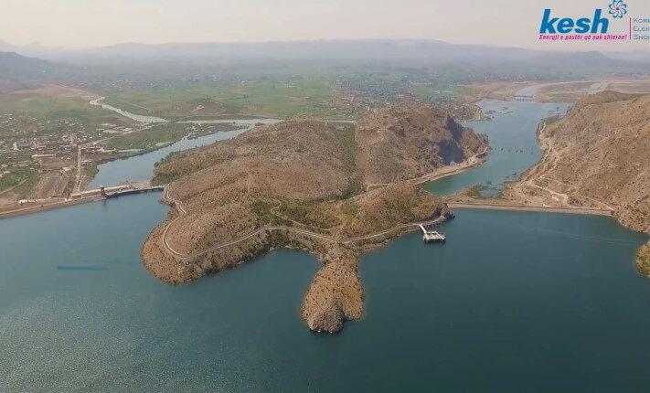 Albanias-KESH-solar-power-Qyrsaqi-dam-Vau-i-Dejes