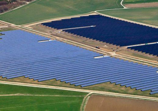 PV-Solarfeld Krumbach