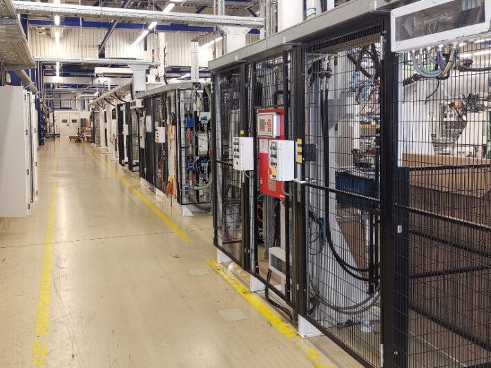 Rinovasol hat sich auf die Aufbereitung von gebrauchten Solarmodulen spezialisiert. Das Unternehmen hat auch einen Recyclingprozess etwickelt.