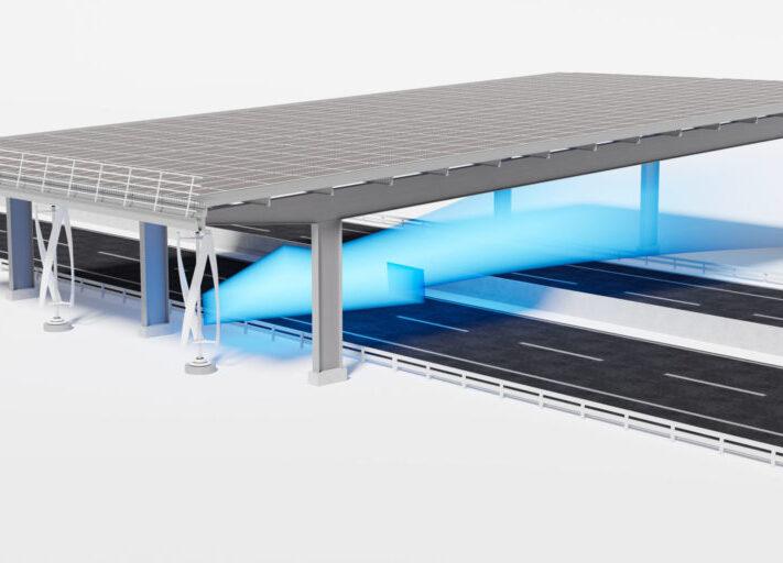 EnergyPier Module AnemoGenTM